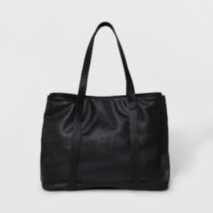 Women's Triple Compartment Tote Bag